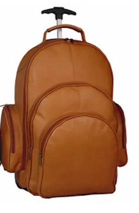 Adiel Extra Large Back Pack on Wheels