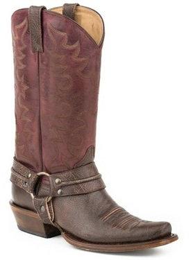 Subtle Cowboy Boot
