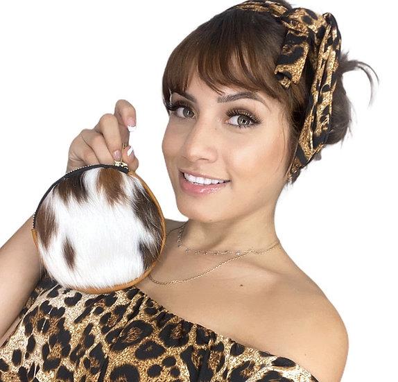 Fabiola Mini Round Pochette