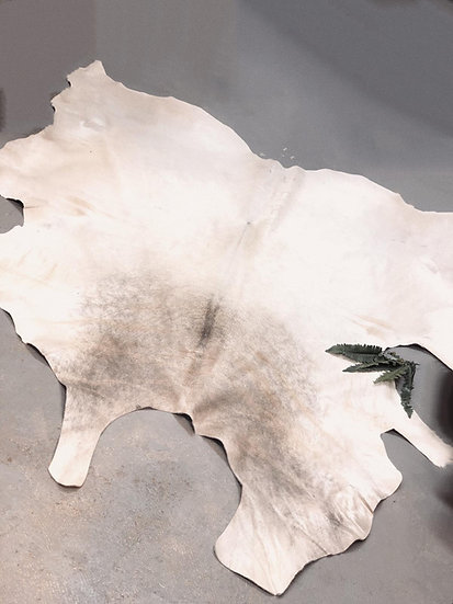 Griffen Grey Cow Hide Rug