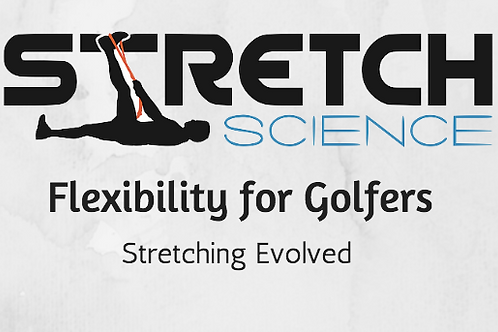 Coming Soon! Flexibility for Golfers