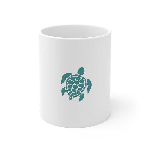 Sea Turtle Mug 11oz