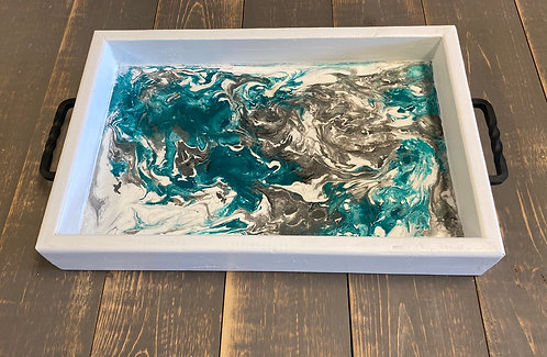 Ocean Breeze Wave tray