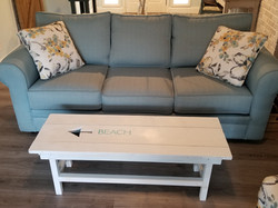 Shutter bench or coffee table