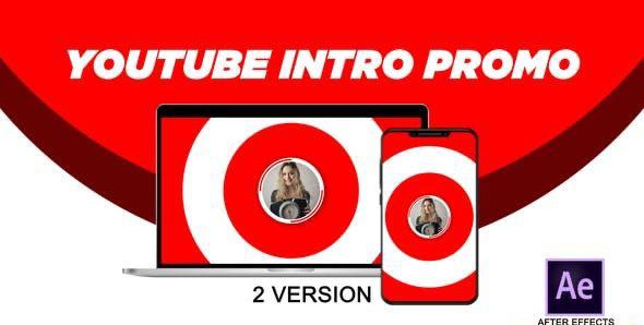 Youtube Intro Promo 27037754 Videohive - Free Download After Effects Template
