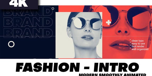 Fashion Intro 29697575 Videohive – Download After Effects Template