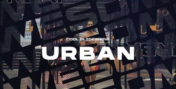 Urban Intro / Opener 29835181 Videohive - Free Download After Effects Template