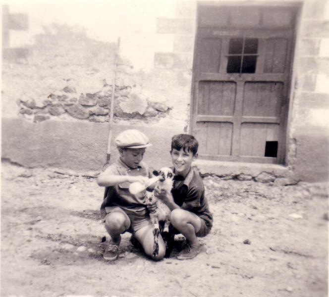 061.- 1960 aprox. - Miguelin y Terin