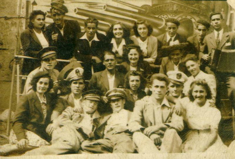 021.- 1943 aprox. - Gente de Quintanilla 02