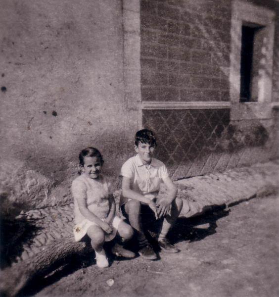 073.- 1962 aprox. - Olga y Terin