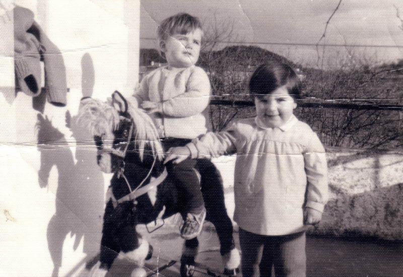 120.- 1972 aprox. - Alvaro y Mari Carmen