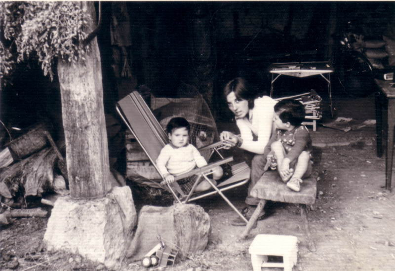 144.- 1975 - Patio de Piedad