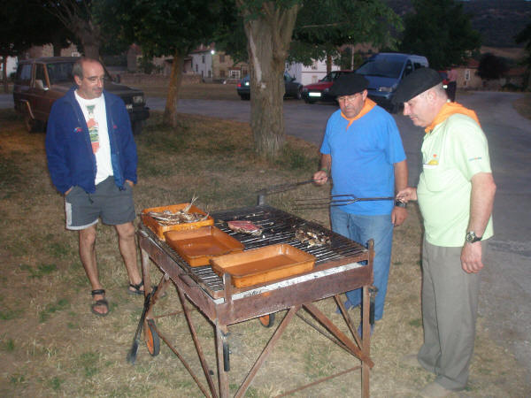 Fiestas 2007 08