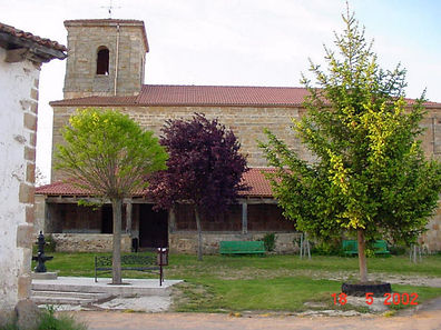 Iglesia de Quintanilla de Pienza