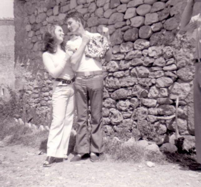 089 bis. - 1969 aprox. - Marivi y Manel