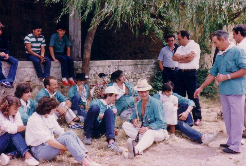 191.- 1981 aprox. - Fiestas de Santiago