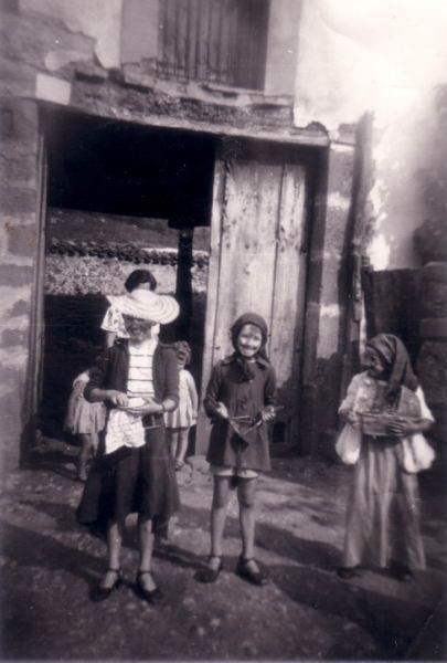 152.- 1959 - Disfraces Dia de Santiago