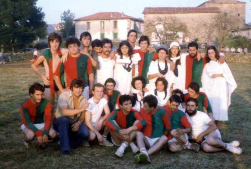 179.- 1979 - Equipo de Solteros