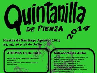 Exposición de carteles y pañuelos de fiestas