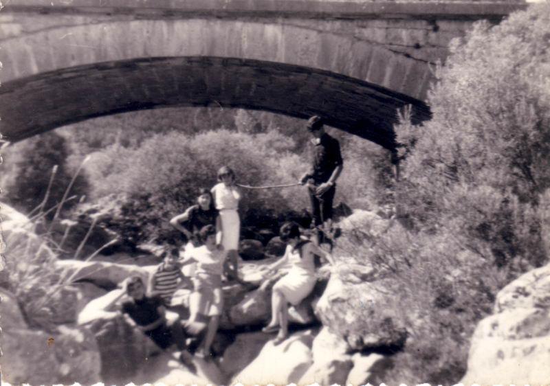 079.- 1965 - Jovenes de Quintanilla en Las Machorras