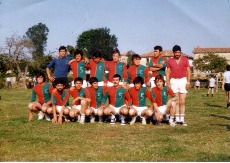 168.- 1977 - Equipo de Solteros
