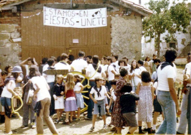 188.- 1979 - Inauguracion de El Lavadero y Fiestas de Quintanilla