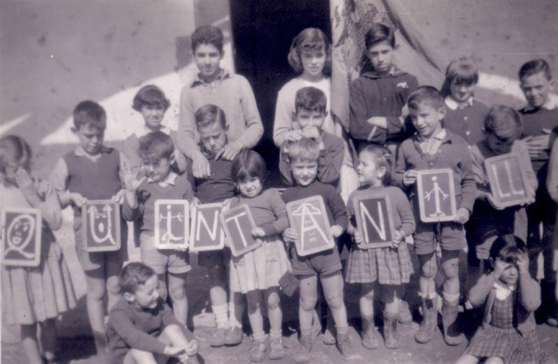 038.- 1956 aprox. - Escuela