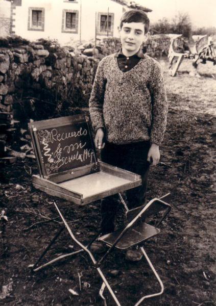 089.- 1968 aprox. - Loren en la era de Pascual