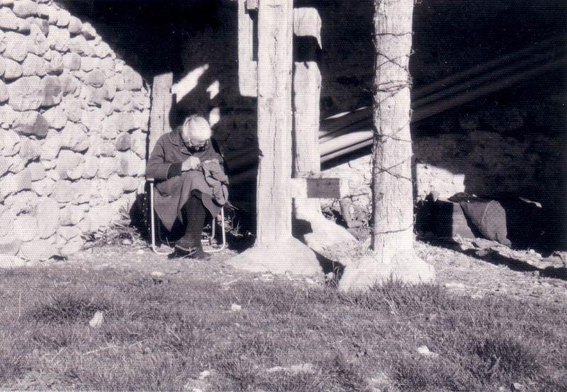 119.- 1972 - La abuela en el Potro