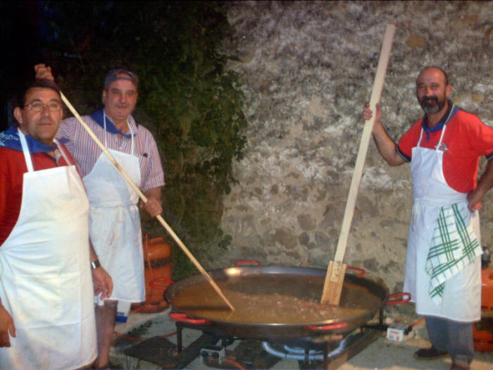 Fiestas 2006 07