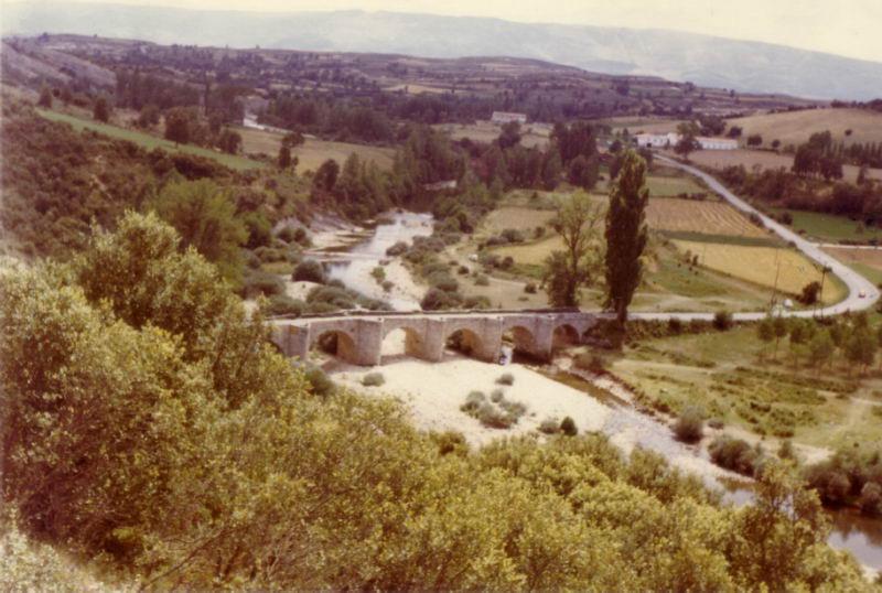 100.- 1970 - Puente Pienza