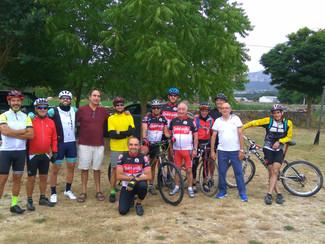 42ª edición de la Bajada en bici a Isla
