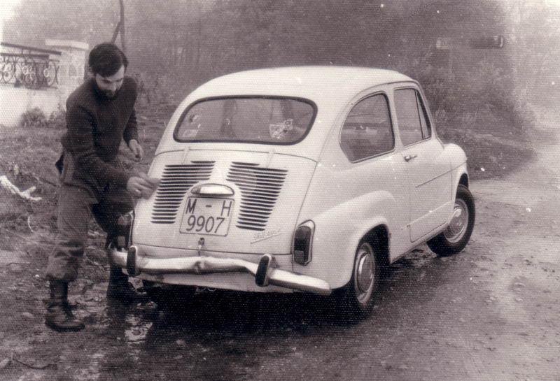117.- 1972 - Alberto y el 600