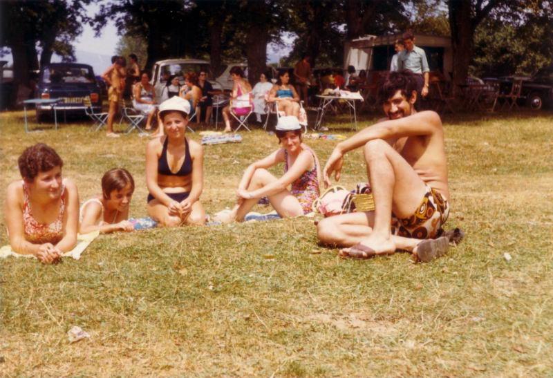 118.- 1972 - En la nogalera
