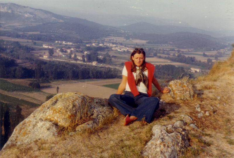 135.- bis - 1974 - Maripi en el Castillo