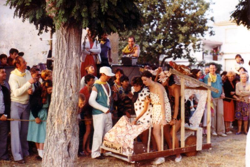 192.- 1982 - Fiestas de Quintanilla. Disfraces 1982