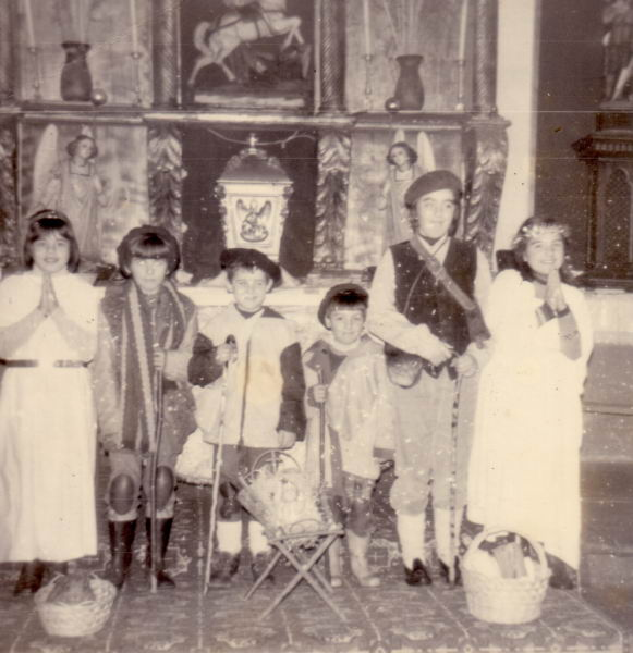 148.- 1980 aprox. - Misa del Gallo