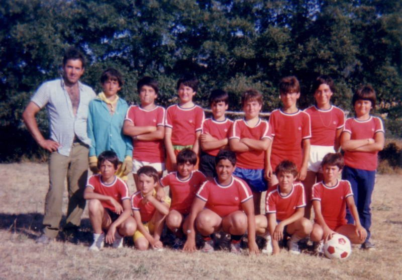 150.- 1983 aprox. - Futbol