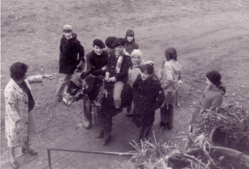 121.- 1972 - Pidiendo aguinaldo
