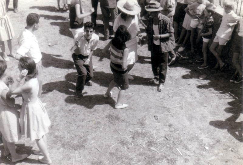 158.- 1966 aprox. - Fiestas de Quintanilla