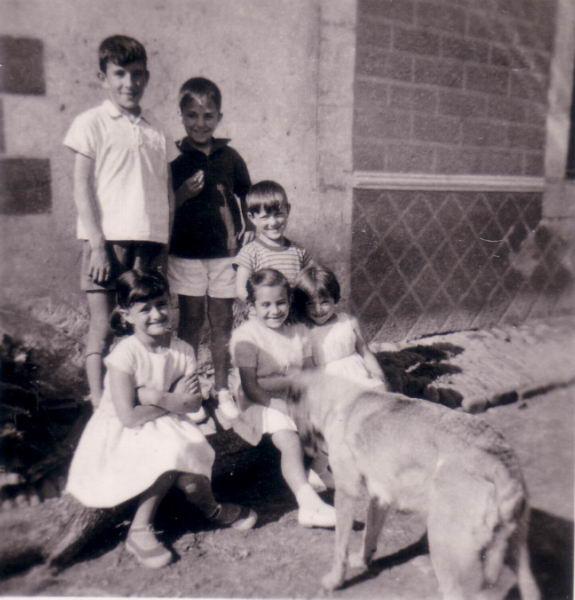 072.- 1962 aprox. - Ninos