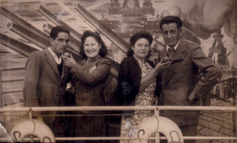 022.- 1943 aprox. - Gente de Quintanilla 3