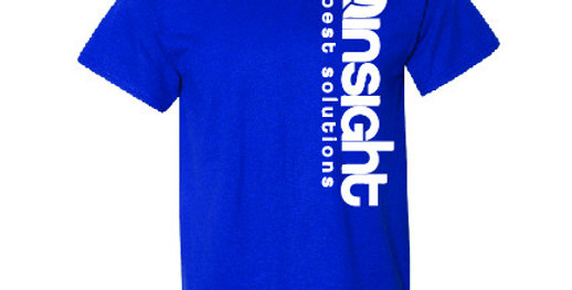 Call Center Tee - Side Logo **MIN QTY12**