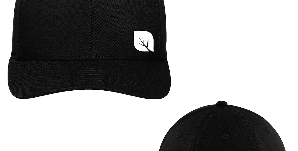 Corporate Hat - Leaf Front Logo Back