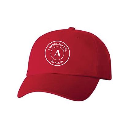 Lambda Stamp - Dad Hat