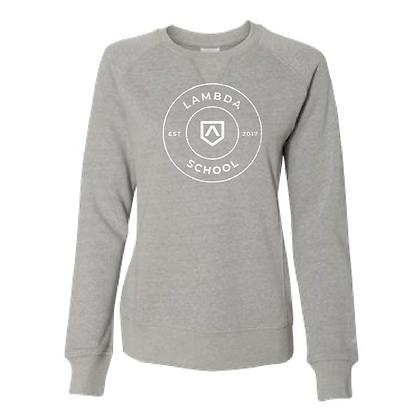 Lambda Women's Vintage Crewneck Sweatshirt
