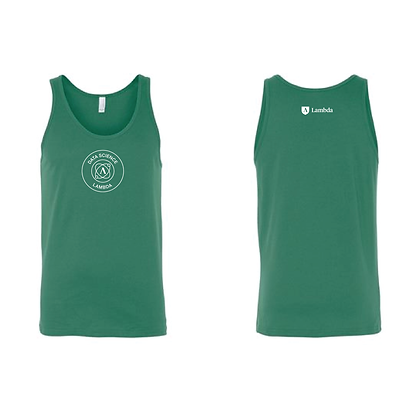 Lambda Stamp DS - Tank - Green