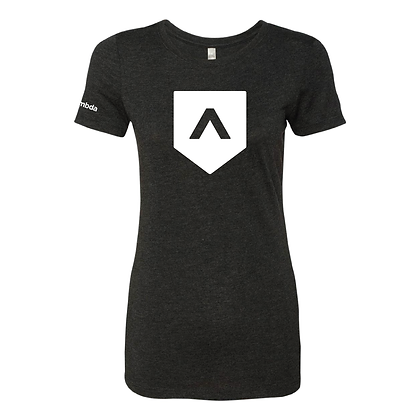 Lambda Large Shield 2.0: Women's Tee
