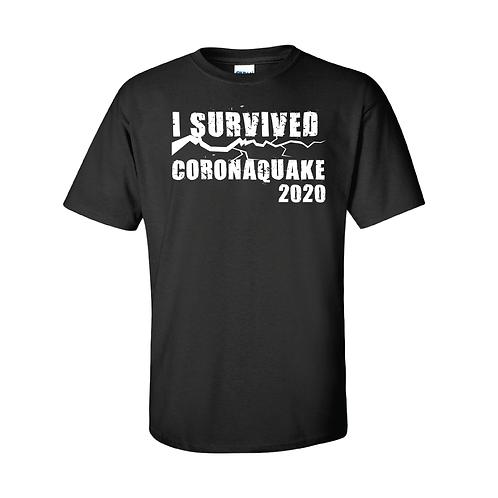 Coronaquake Tee