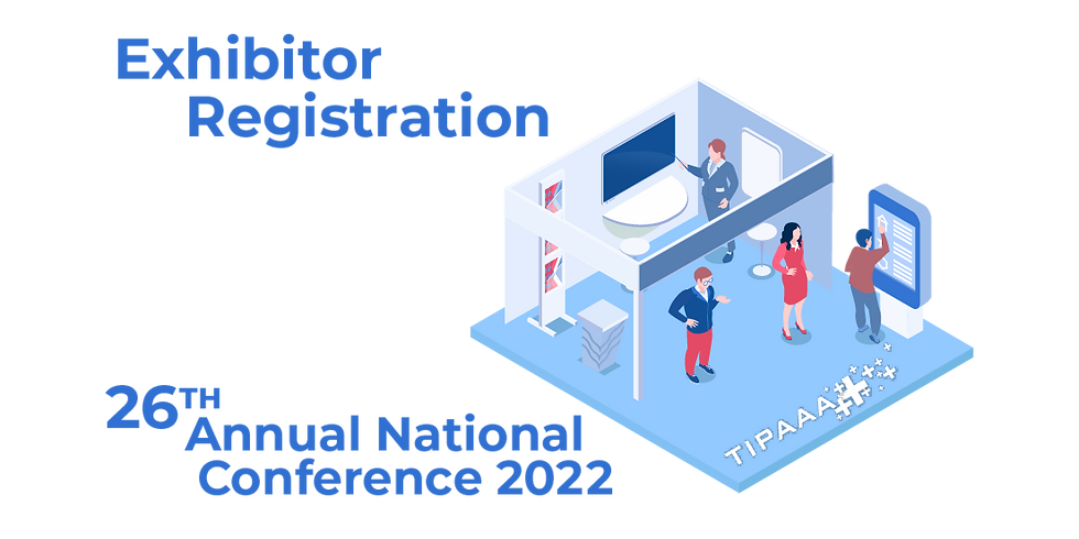 Exhibitor Registration - Annual National Conference 2022